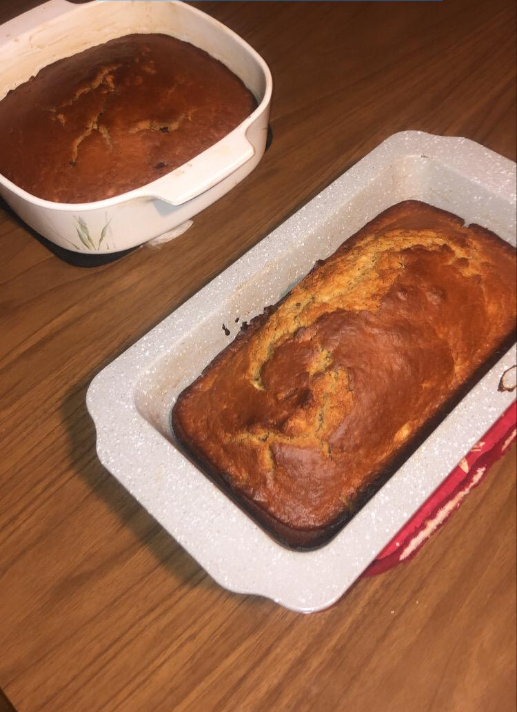 Banana bread by Eddy and Shreya